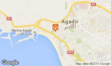 Carte Agadir Appartement 61035