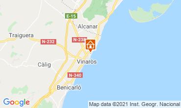 Carte Vinaroz Villa 103036