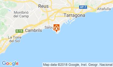 Carte Salou Villa 79510