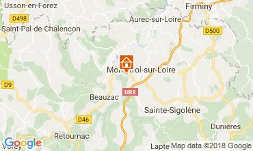 Carte Le Puy en Velay Appartement 113801