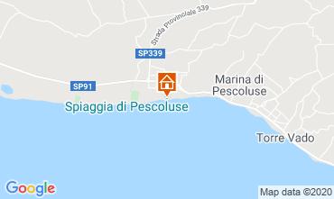 Carte Pescoluse Villa 105714
