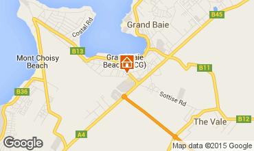 Carte Grand Baie Villa 75584