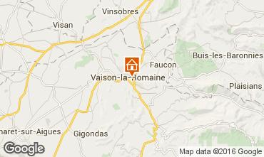 Carte Vaison la Romaine Villa 101274