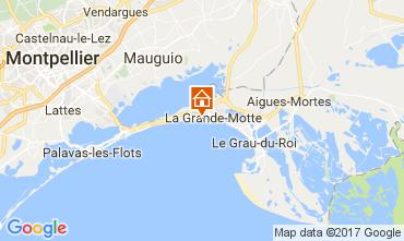 Carte La Grande Motte Appartement 110356