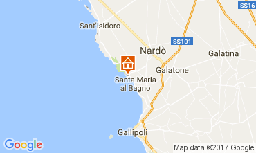 Carte Nardò Appartement 111088