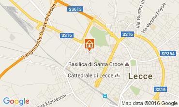 Carte Lecce Appartement 103139