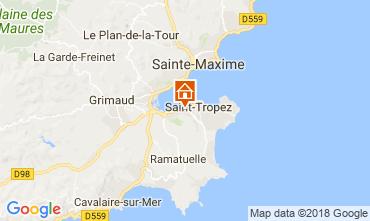 Carte Saint Tropez Maison 95795