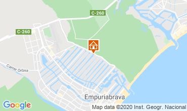 Carte Empuriabrava Villa 97067