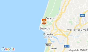 Carte Figueira da Foz Chambre d'hôte 11824