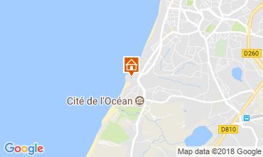 Carte Biarritz Appartement 6379