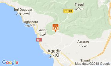Carte Agadir Villa 109071