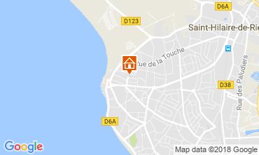 Carte Saint Hilaire de Riez Appartement 113968