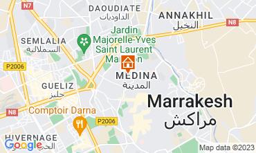 Carte Marrakech Maison 32686