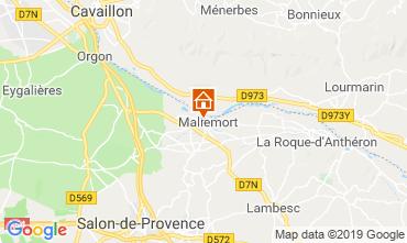 Carte Aix en Provence Maison 91300