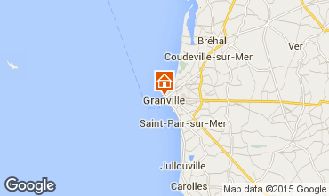 Carte Granville Appartement 45926