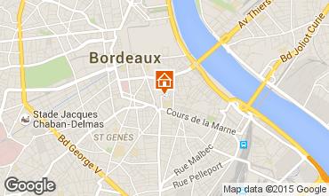 Carte Bordeaux Appartement 102040