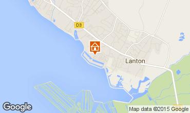 Carte Lanton Mobil-home 87146