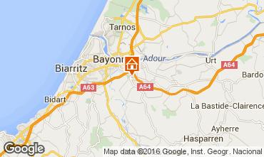 Carte Bayonne Appartement 96626