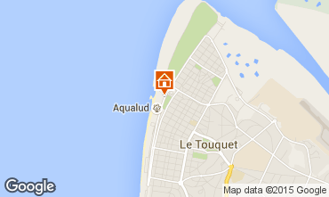 Carte Le Touquet Studio 71644