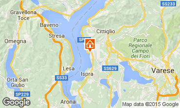 Carte Laveno Appartement 51535