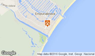 Carte Empuriabrava Appartement 77084