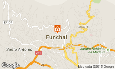 Carte Funchal Bungalow 57060