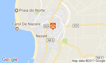 Carte Nazaré Appartement 112557