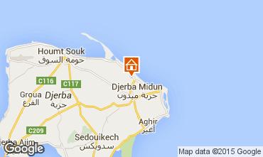 Carte Djerba Villa 9883