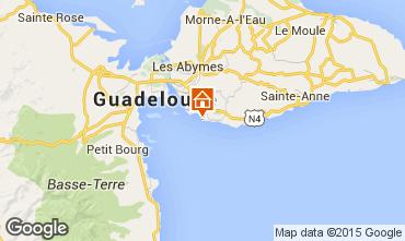 Carte Gosier (Guadeloupe) Studio 86274