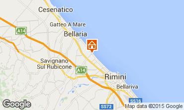 Carte Rimini Appartement 97422