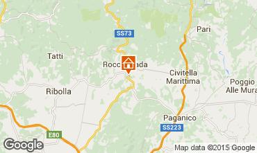 Carte Roccastrada Villa 55549