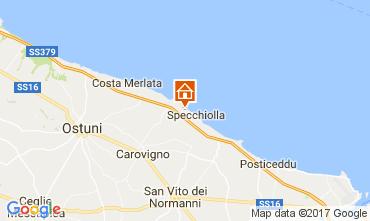 Carte Ostuni Villa 109272