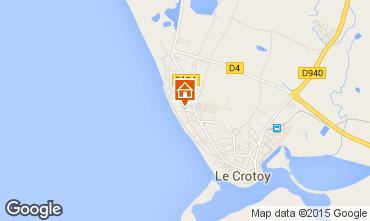 Carte Le Crotoy Appartement 31199
