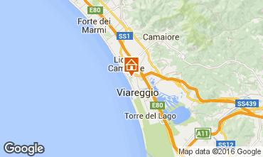 Carte Viareggio Appartement 98211