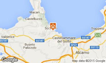 Carte Castellammare del Golfo Villa 63583