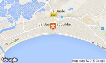 Carte La Baule Appartement 74609