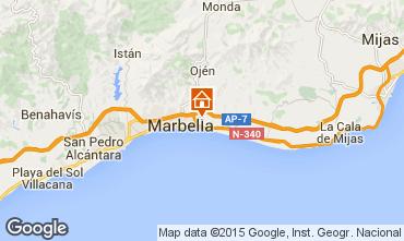 Carte Marbella Villa 78085
