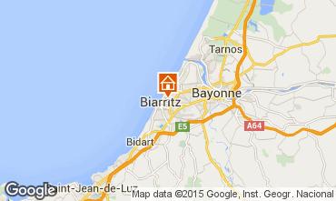 Carte Biarritz Studio 70113