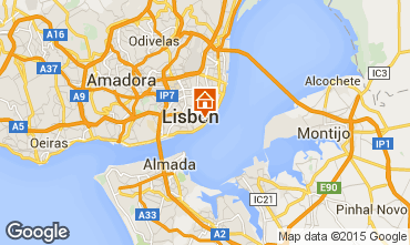 Carte Lisbonne Studio 55576