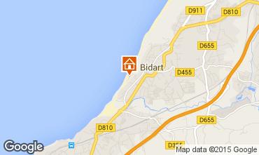 Carte Bidart Appartement 54956