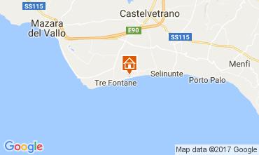 Carte Tre Fontane Appartement 107968