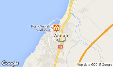 Carte Asilah Appartement 88534