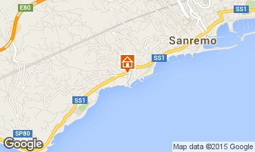 Carte Sanremo Appartement 41613