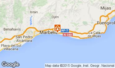 Carte Marbella Appartement 100770