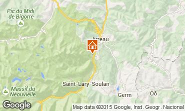 Carte Saint Lary Soulan Maison 100745