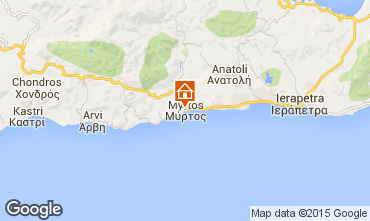 Carte Ierapetra Appartement 100687