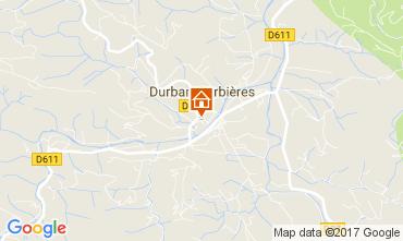 Carte Durban-Corbières Maison 112515