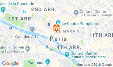 Carte PARIS Appartement 115578