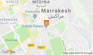 Carte Marrakech Chambre d'hôte 119627