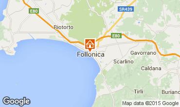 Carte Follonica Appartement 76470